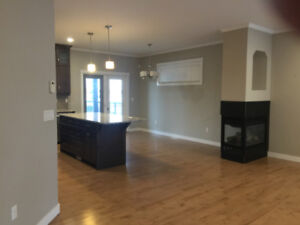 Large walk out house for rental- immediately available