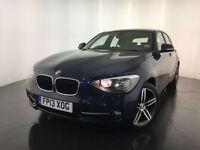 2013 BMW 118D SPORT DIESEL 5 DOOR HATCHBACK 1 OWNER SERVICE HISTORY FINANCE PX