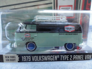Greenlight Green Machine Super Chase VW Panel Van