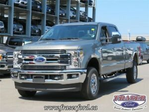 2019 Ford Super Duty F-250 SRW Lariat 4WD CREW CAB 8' BOX