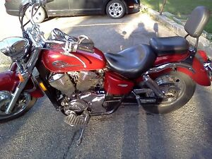 honda shadow condition A1