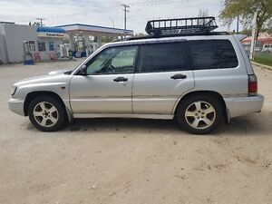 1998 JDM Subaru Forester st/b SAFETIED