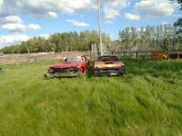 TWO Race Cars for sale!