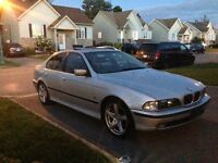 2000 BMW 5-Series 540i Berline