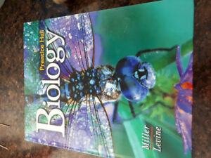 Biology text book