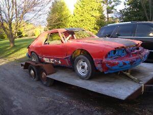 1984 Ford Mustang Sedan