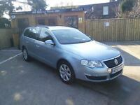 *****PRICE DROP*****2008 VOLKSWAGEN PASSAT 2.0TDI SE ESTATE BLUE