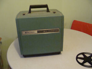 Bell & Howell Movie Projectors ... Vintage
