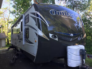 2012 Outback 30.5' Travel Trailer