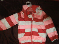 Striped Pink Coat