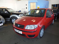 Fiat Punto 1.2 8v Sole Limited Edition 3 DOOR - 2005 05-REG - 7 MONTHS MOT