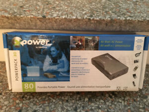 Batterie portative XPOWER 80W