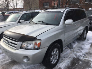 2007 Toyota Highlander just in for sale at Pic N Save!