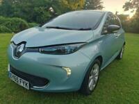 2015 Renault Zoe DYNAMIQUE NAV Auto Hatchback Electric Automatic