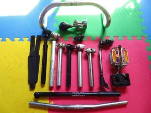 Tons of Bike Parts CHEAP!