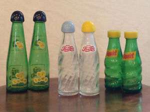 Vintage Pepsi Cola Salt and Pepper Shakers Kitchener / Waterloo Kitchener Area image 1