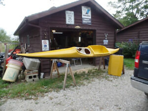 KAYAK - APPROX. 18 FOOT. $425.00 / BEST OFFER