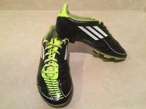 Kids Adidas F50 Outdoor Soccer Cleats Size 5 London Ontario image 4