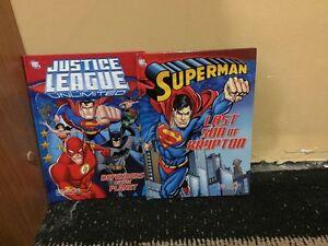 Super hero Book Collection