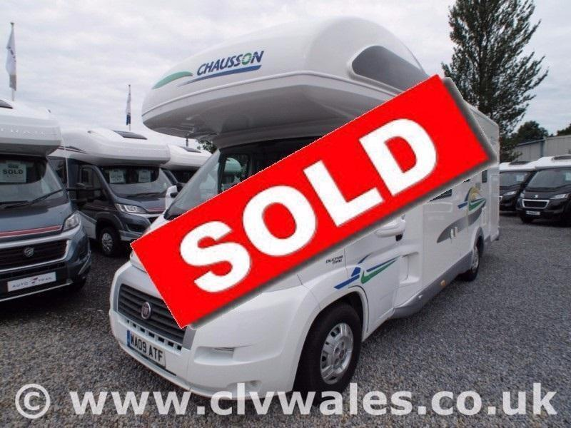 Chausson Welcome 58 *** SOLD *** MANUAL 2009/09