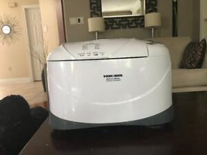 Black and Decker All In One Breadmaker