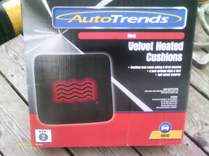 Need addt'l heat/warmth in your car? Car Heated Cushions