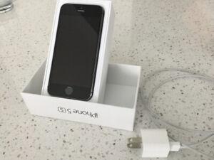IPhone 5S comme déverrouiller neuf