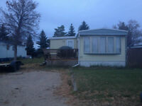 Cozy Mobile Home for Rent in Caronport