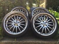 Mercedes MSW RS-3 Alloys