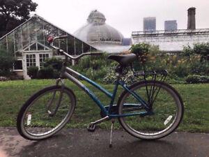 No4.90% New light blue Del _Sol single speed feet break bike