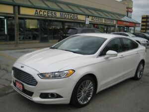 2013 Ford Fusion, Extra Clean, Fully Loaded, Leather, BLUETOOTH