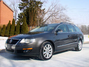 2008 Volkswagen Passat 2.0T Wagon, Leather/sunroof, luxury!