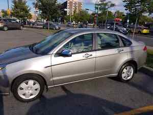 Ford focus 2008 27000km