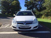 Vauxhall astra 1.7cdti 60 plate