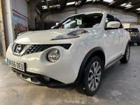 2016 Nissan Juke Tekna SUV Petrol Manual