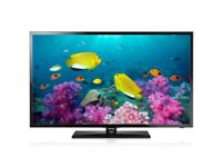 42 INCH SAMSUNG SLIM LED FULL HD TV WITH BUILT IN FREEVIEW**DELIVERY IS POSSIBLE**