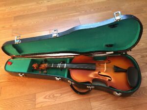 Violin for Sale- Bow and Case Included