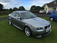 Wanted BMW 5 Series