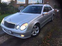 For sale Mercedes Benz E320 low mileage