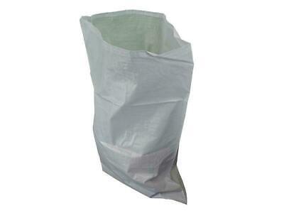 Faithfull Woven White Rubble Sacks (5) FAIBAGRS5W