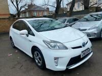 Toyota Prius 1.8 2013 PCO READY LEATHER SAT NAV ZENON CLEAN