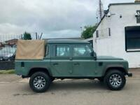 2012 Land Rover Defender Double Cab PickUp TDCi [2.2] PICK UP Diesel Manual