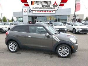 2013 MINI Cooper Hardtop Paceman  LOW KM-Automatic, Great Condit