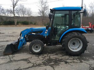 2015 Landini 1-40H - 41hp Cab Tractor with Loader - REDUCED