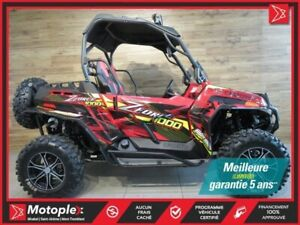 2018 CFMOTO ZForce 1000 EPS Z-FORCE SS - 65$/SEMAINE