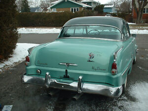 plymouth belvedere 1954