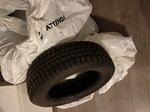4 winter tires 185/65R15 88S