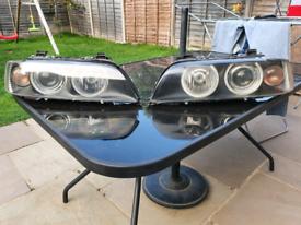 BMW E39 5 series xenon headlamps