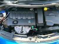 2008 Peugeot 207 1.4 S 3dr HATCHBACK Petrol Manual