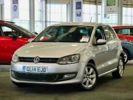 image for 2014 Volkswagen Polo Volkswagen Polo 1.2 60 Match Edition 5dr Hatchback Petrol M
